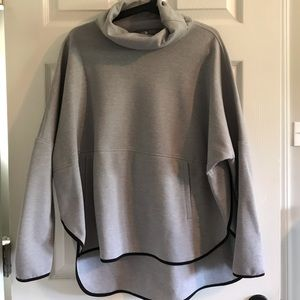 The north face dolman sweater